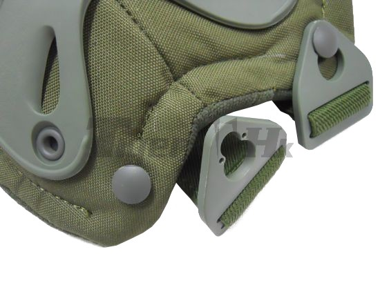 9mmPerfectionSeries QR X design Knew & Elbow Pad - OD