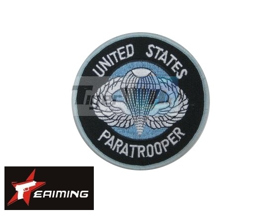 EAIMING UNITED STATES PARATROOPER