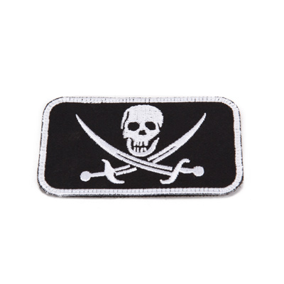 King Arms Seal Team Embroidery Patch - BK