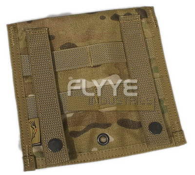 FLYYE Molle Right-Angle Administrative Pouch