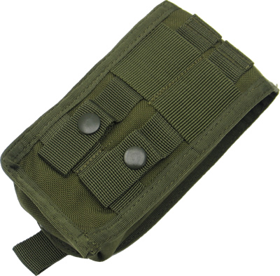 King Arms Tactical Mag Pouch - OD