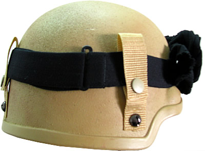 King Arms MICH Goggle Sling - Tan
