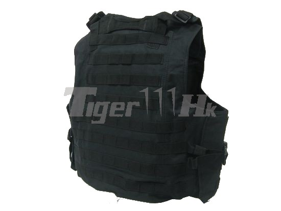 NOB RAV MOLLE Assault Vest (Black)
