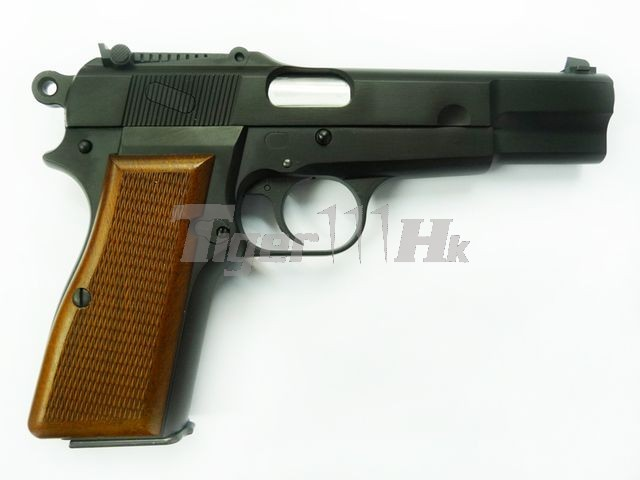 WE Browing Hi-Power 35 HP35 GBB Pistol (BK)