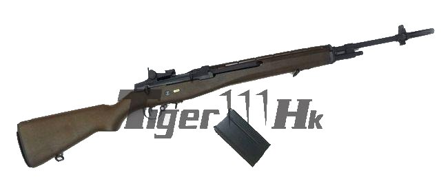 WE M14 Gas Blow Back Rifle (Wood)