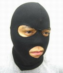 Hood 3 SWAT HK SDU Balaclava Protect Cotton Face Mask -BK