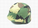 US M88 PASGT Kelver Helmet Cover - Woodland Camouflage