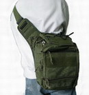 Universal Utility MOLLE Gear Shoulder Jumbo Bag - OD