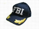 FBI Plain Clothes Patrol Cap - Black