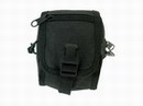 Tactical Gear MOLLE Pouch Bag - Black