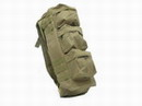 Coyote Brown USMC MOLLE Tactical Gear Backpack -CB