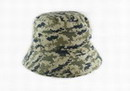 Digital 4-Color Desert Camouflage Bucket Hat
