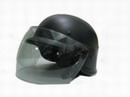 SWAT M88 PASGT Kevlar Tactical Helmet with Visor - Black