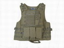 Marine Special Force Full Load MOLLE System Vest - Coyote Brown