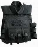 HK SDU SAS Level 4 Armor Tactical Assault Vest