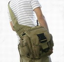 US Army Combat Large Utility Shoulder Bag Pouch - CB