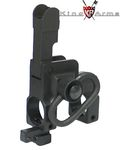 King Arms Tactical Flip Up Front Sight with Sling Swivel (Marui)