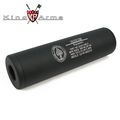 King Arms  Light Weight Slim Silencer - 30 X 110mm (US Socom)