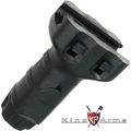 King Arms Vertical Fore Grip Shorty - BK