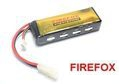 FireFox 11.1v 2300mAh Lithium 20C battery (Sell for local only)