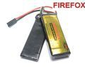 FireFox 11.1v 2300 mAh Lithium 20C battery(Sell for local only)