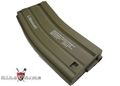 King Arms 120rds M4/16 6mm Magazine-Olive Drab