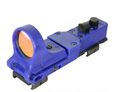 Oracom Replica C-More Red Dot Sight w/ 20mm Mount – Blue
