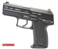 Umarex Metal Slide H&K USP Compact NS2 GBB by KWA (System7)