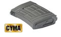 CYMA Metal Hi-Cap 120rd Magazine for SVD AEG