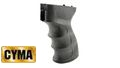 CYMA Nylon Fiber Tactical Vertical Pistol Grip For AK74-Black