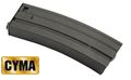 CYMA Metal Hi-Cap 450rd Magazine for M4 AEG(Black)