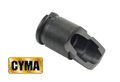 CYMA AKM Metal Flash Hiders for AK series (C.54) (Black)