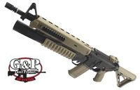 G&P Metal 16inch PTS203(Extendable Stock)(Dark Earth)
