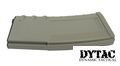 DYTAC Polymer 120rd Invader Mag for M4 AEG (Foliage Green )
