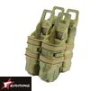 EAIMING Polymer M4/M16 & Pistol Magazine Holder Pouch(ATFG)