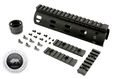 "MADBULL Modular Float Rail 7"" For M4/CQB Handguard(Black)"