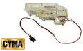 CYMA 022 Gearbox w/ Motor (CM01) For AK-47 AEG(Transparent)