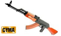 CYMA AKM Real Wood Fixed Stock AEG(CM036A)(Black)