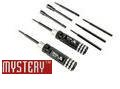 MYSTERY 7-in-2 Screwdriver Set(Black)