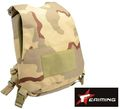 Eaiming CORDURA® Tactical Casual Backpack - Desert Camouflage