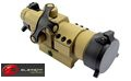 Element Metal M2 Red Dot Scope(Dark Earth)