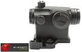ELEMENT Metal T1 Reddot with QD mount & Low mount Scopes(Black)
