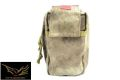 FLYYE Cordura SpeOpcs Small Medic Pouch (A-TACS)