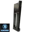 KJ Works 27 rds Ver. 2 CO2 Magazine for KP07 Pistol - Black