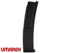 Umarex 40rds Metal Long Magazine for MP7A1 GBB SMG-Black