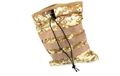 MOLLE System Deathless Belt Drop Bag(Digital Desert Camouflage)