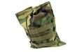 MOLLE System Deathless Belt Drop Bag(Woodland Camouflage)