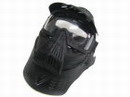 Protect Tactical ABS Slice Len Skirmish Full Mask w/ Neck Cover