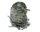 US Marine MOLLE Assault Tactical Middle Backpack - ACU