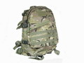 Multicam Marine MOLLE Assault Tactical Middle Backpack - CP